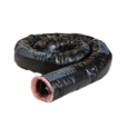 4'Ø X 25' INSULATED FLEX PIPE FOR FRESH AIR KIT