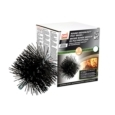 "6"" ROUND BRUSH WITH POLYPROPYLENE BRISTLES (3/8"" NPT)"